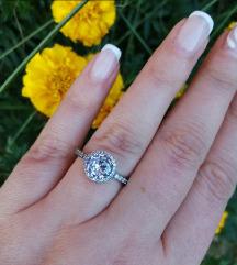 Prsten 925 16.5 i 19 mm
