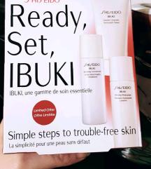Shiseido IBUKI starter kit 3x30ml