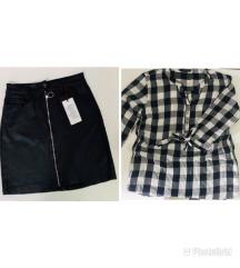 Set suknja /kosulja
