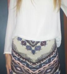 Šik suknjica Berska