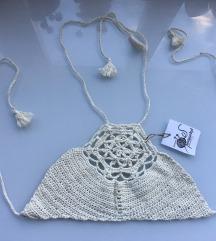UNIQUE ❤️ bikini top NOVO RUCNI RAD