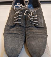Tamno sive cipele