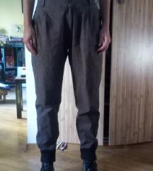 MANGO AKCIJA casual zimske pantalone  36/38
