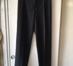 Crne poslovne pantalone, S/ M