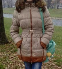 Zimska jakna M-L postavljena krznom