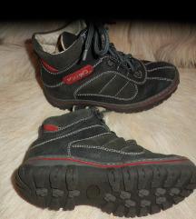 POLLINO poluduboke kožne cipele za dečake