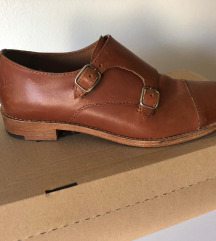 Kozne braon cipele