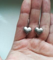 Visece srce mindnjise od argenta/isto kao srebro