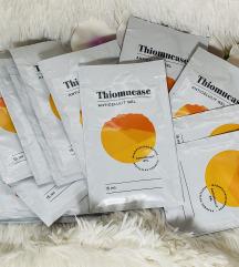 Thiomucase anticelulit gel ,