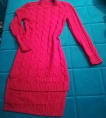 Dzemper-haljina