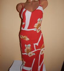 Floral haljina