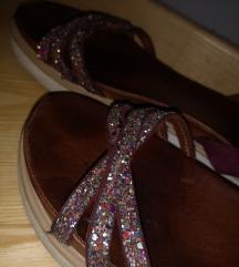 Biana kožne sandale