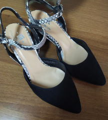 Kozne italijanske cipele/sandale, NOVE!