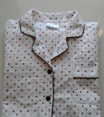 C&A pidžama 100% češljani pamuk / M