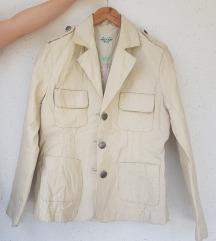 Kožna jakna nova toppp