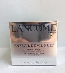 Lancome Energie De Vie Overnight mask 75 ml