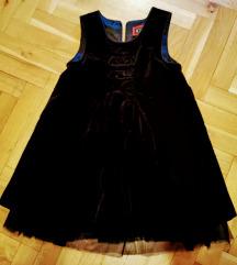 Plisana balska haljina, velicina 3