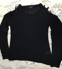 Crni džemper Tally Weijl