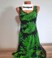 DESIGUAL pamucna haljina vel S/M