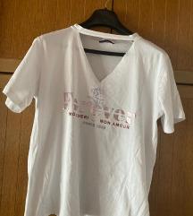 Bela majica M