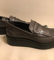 Antonella Rossi cipele sa debelim djonom-KAO NOVE