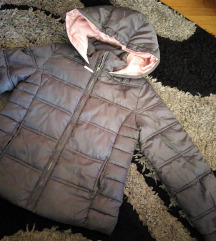 Trn siva jakna 8-9