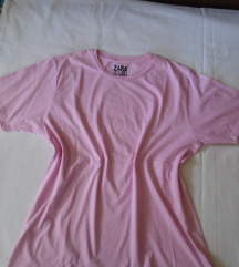 Zara majica bebi roze boje