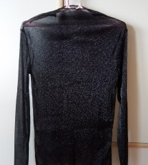 *NOVO*  Bluza / majica prozirna, šljokice