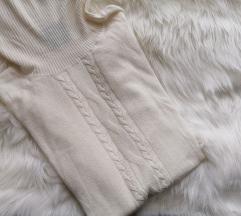 Džemper, rolka, fine knit, NOVA
