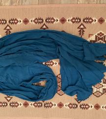 Plavi Šal-Ešarpa
