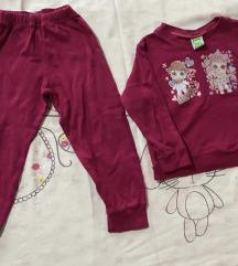 Pidžama za devojcice