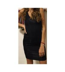 ISADORA PARIS crna haljina S/M