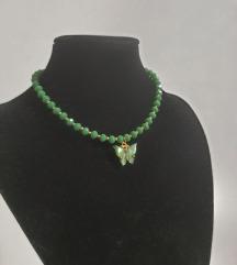 Ogrlica od staklenih perli :)