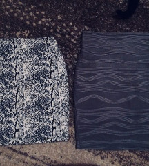 Dve suknje S