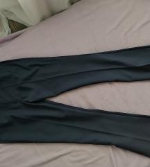 Teget poslovne pantalone