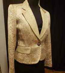 Just Cavalli zlatni sako