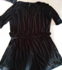 Mango crna mini haljinica