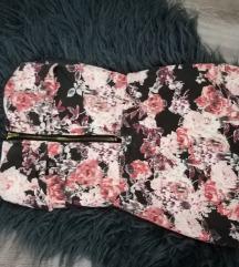 Majica cvetna top