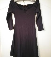 Pull&Bear crna haljina