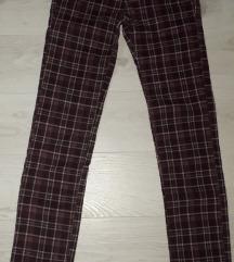 NOVE Decije karirane pantalone