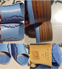 %6.500Reda Milano kožne papuče, novo