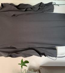 Zara haljina sa karner rukavima S