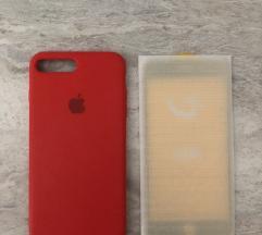 Maskica Iphone i novo zastitno staklo SNIZENO
