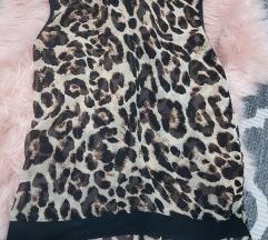 Bluza leopard dezena
