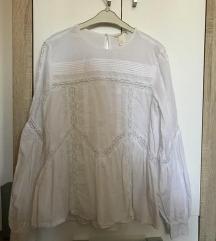 Bela HM bluza