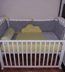 Krevetac Nora za bebe