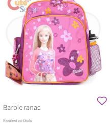 NOV PERTINI Barbie ranac za skoli ili setnju