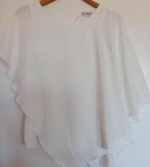 NOVO prelepa bela bluza