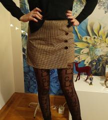 STRADIVARIUS suknja-sorc/SNIZENO