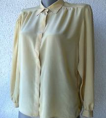košulja svilena staro zlato broj 38 ili 40 KOLOR
